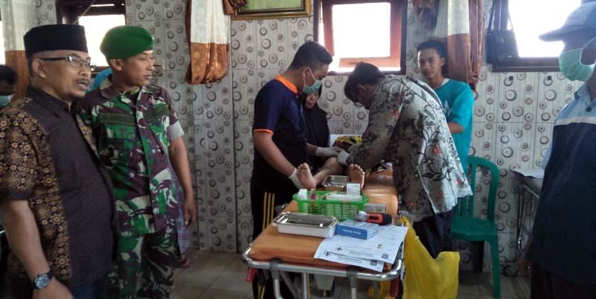 45 Anak di Kecamatan Ranuyoso Ikut Khitanan Massal