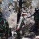 Dandim Lumajang Kembali Berangkatkan Tim Tangani Kebakaran Gunung Semeru