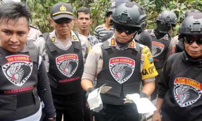 Kades Pajarakan Randuagung Diciduk Tim Cobra Polres Lumajang