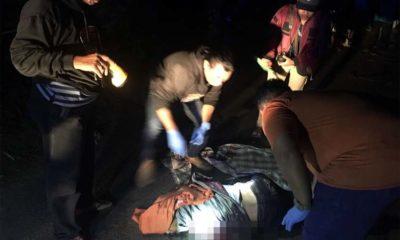 Lumajang 'Berdarah' Lagi, Warga Dadapan Gucialit Tewas Terkapar di Jalanan