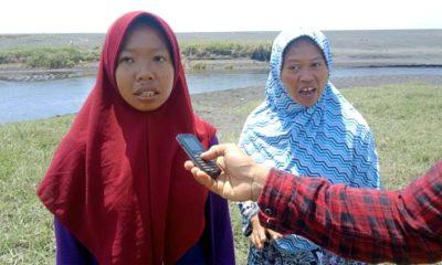 Putri Salim Kancil 'Melawan', Bertekad Pertahankan Tanah Perjuangan
