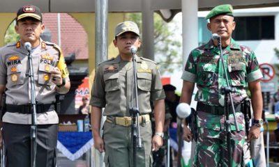 Pengamanan Pilkades di Lumajang Diminta Kedepankan Azas Kekeluargaan
