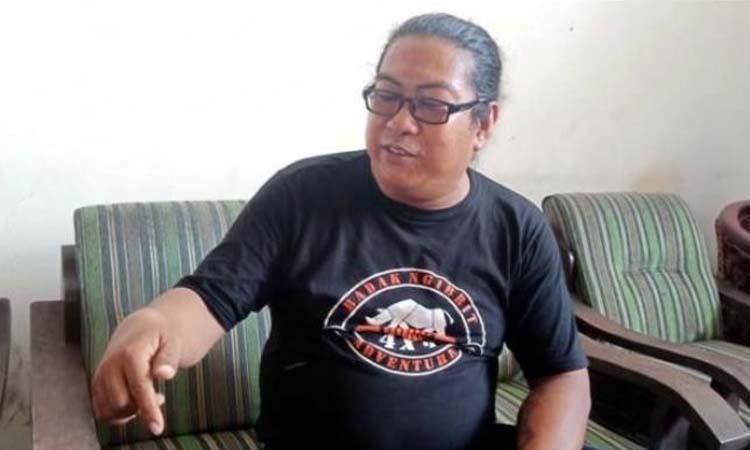 Ketua Ikatan Wartawan Lumajang