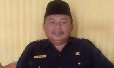Ketua AKD Kabupaten Lumajang, Suhanto, saat bertemu Memontum.com.