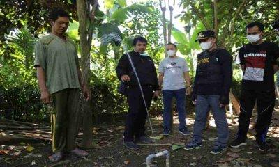 Aliran Air Perumdam Tirta Mahameru Macet, Bupati Lumajang Periksa hingga ke Rumah Warga